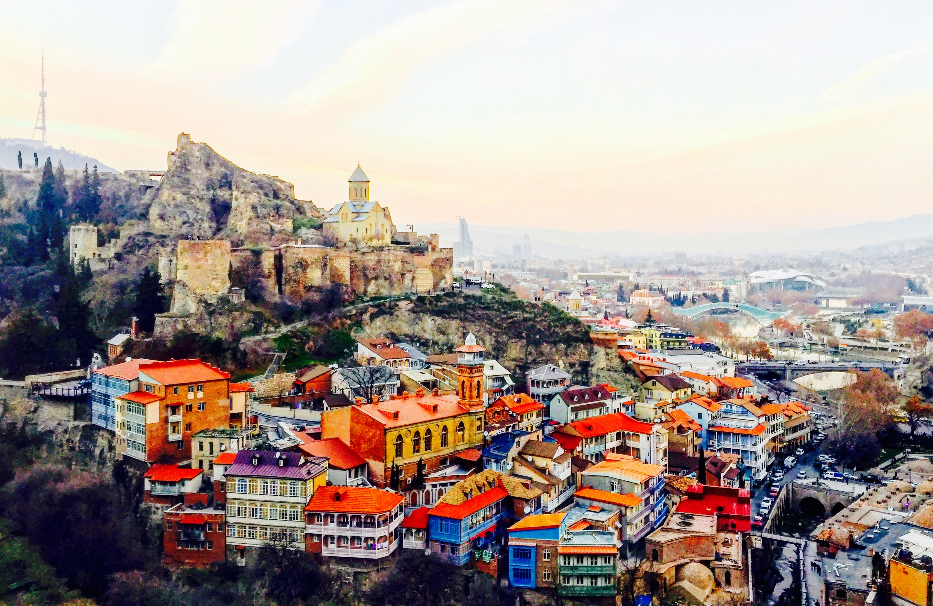 What Is The Capital Of Georgia
